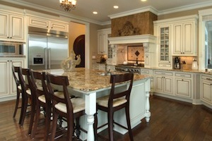 custom kitchen cabinets unfinished painted or stained