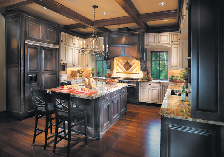 Canyon Kitchen Cabinets Canyon Creek Details
