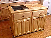 Good Make Your Own Roll Away Kitchen Island Nice Design