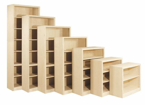 woodcraft bookcases