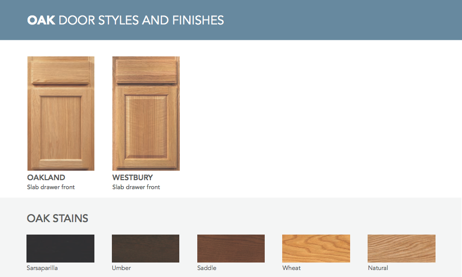 Aristokraft cabinets oak umber mf cabinets for Aristokraft oak kitchen cabinets
