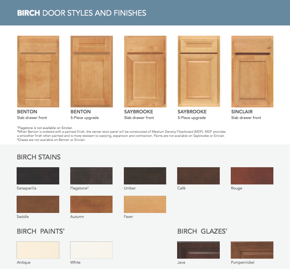 Aristokraft Cabinets Styles Birch Flat Panel Bing Images
