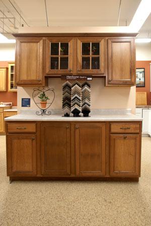 Aristokraft cabinets landen maple cabinets matttroy for Cocoa glaze cabinets