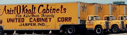 Aristokraft Trucks