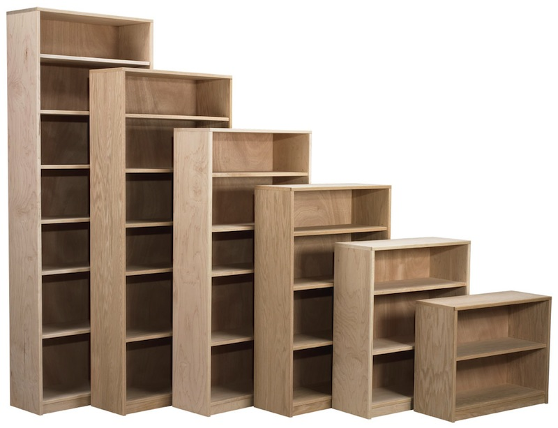 Arthur Brown Nola frameless bookcases