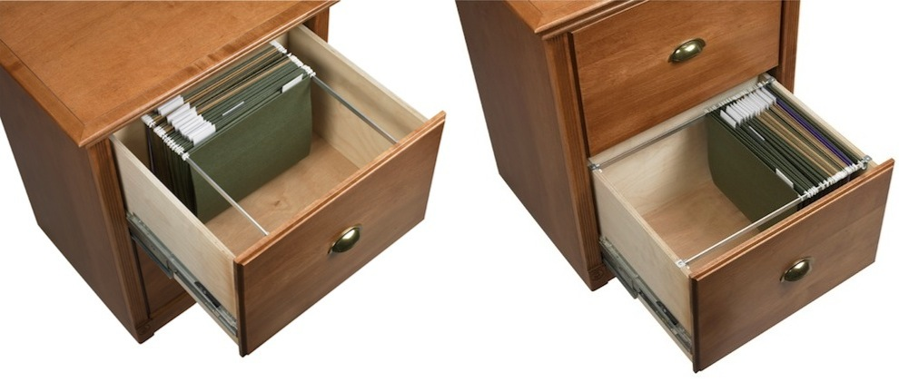 Arthur Brown open file cabinet