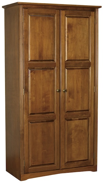 Arthur Brown Custom Pantry Cabinets