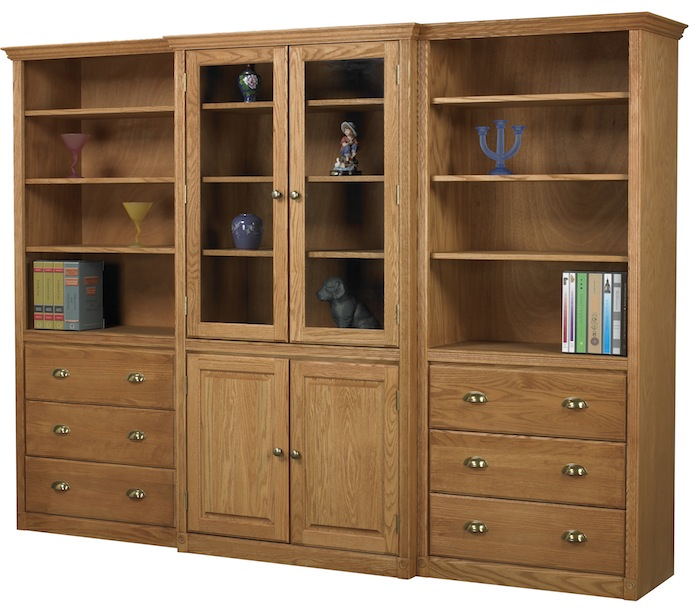Arthur Brown bookcases