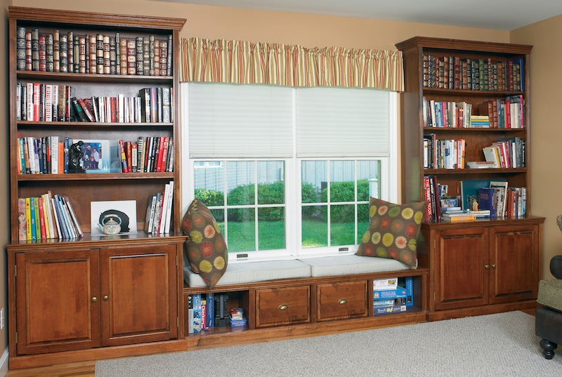 Custom Cabinets, Bookcases, Built-ins, Bookshelves, Entertainment ...