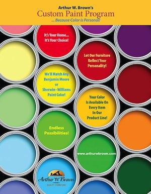 Arthur Brown Custom Paint Program