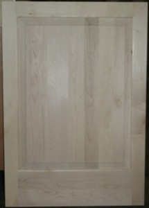 Woodcraft Custom Kitchen Cabinet End Panels