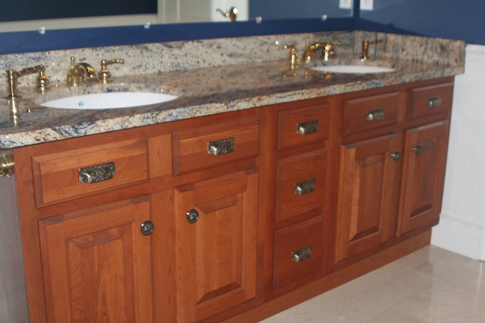 Custom Bathroom Vanities With Drawers custom vanity cabinets