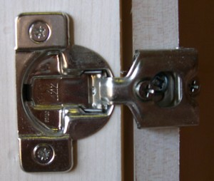Kitchen Cabinet Hidden Hinge