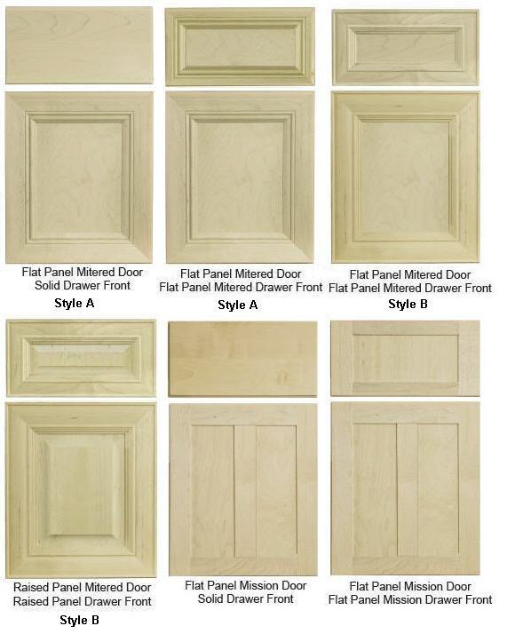 Kitchen Cabinet Door Styles Options: KBC Kitchen & Bathroom Cabinets News In