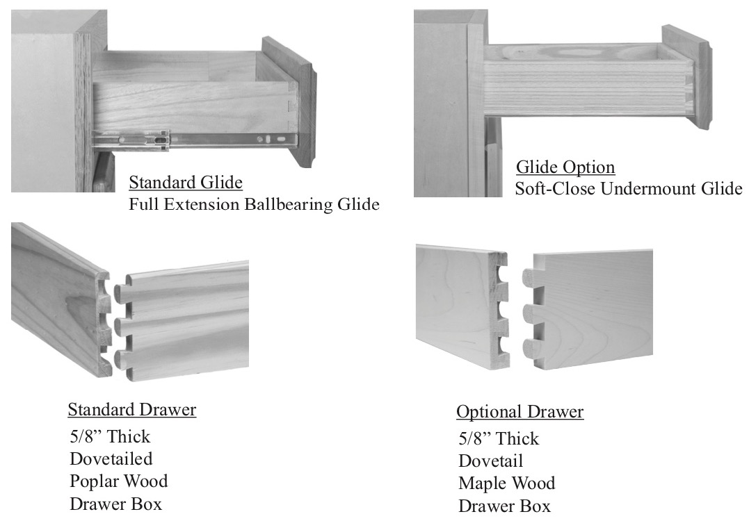 Drawer Slide Kitchen Cabinets Drawer Slides