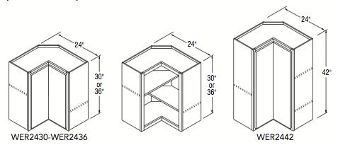 "WALL CABINET EASY REACH (12""W x 42""H x 24""D)"