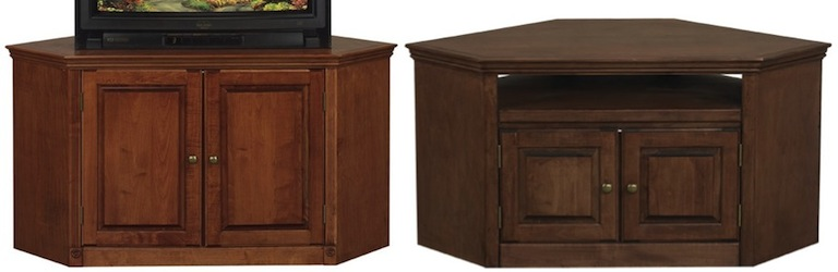"AWB Corner Cabinet (-CA3) 36""W front x 36""H x 12""D side returns x 37.5"" along each wall"