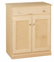 Value Cabinet Microwave 1 Drawer/2 Door