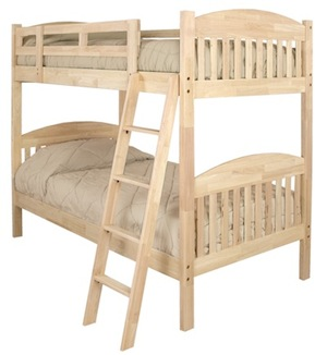Classic Bedroom, Bunk Bed