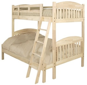Summerville Bedroom, Twin over Full Bunk Bed