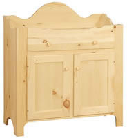 Country Cabinet Dry Sink 1 Drawer/2 Door