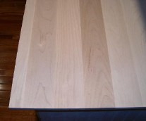 "Solid Wood Butcherblock 1-1/4"" Thick"