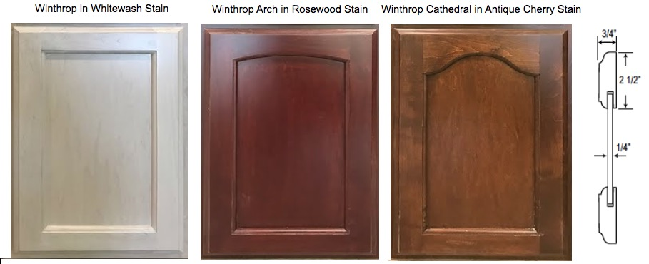 Custom Flat or Glass Panel Door