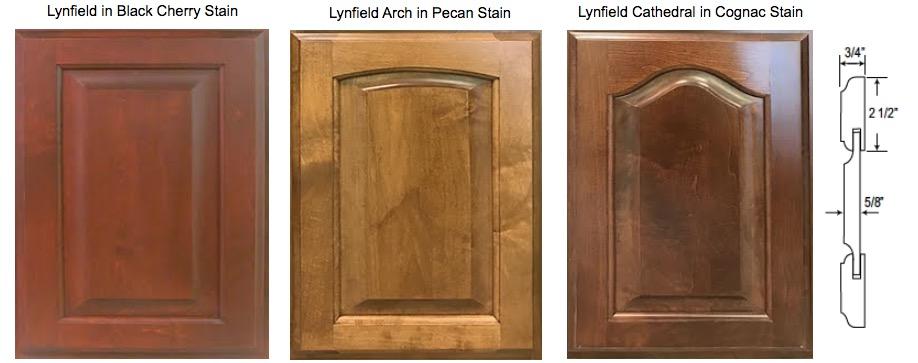 Custom Raised-Panel Door