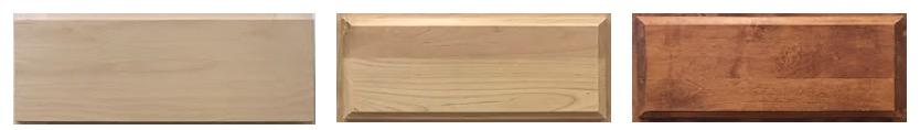 Custom Slab Drawer Front