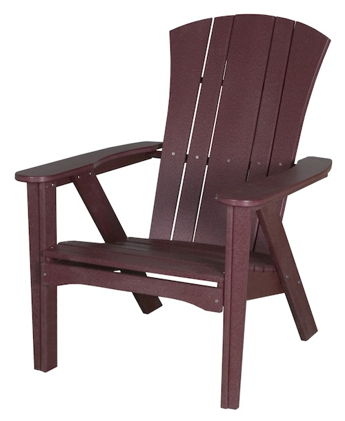 "Outdoor, Largo Chair, 30""W x 40""H x 33""D"