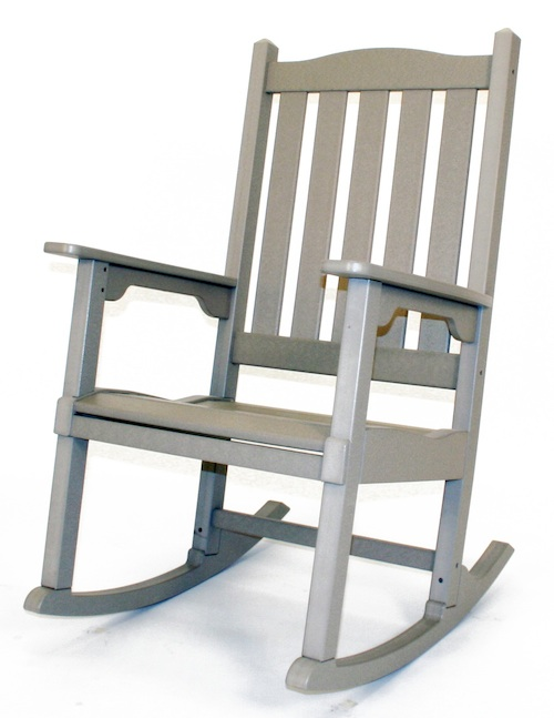 "Outdoor, Porch Rocker, 26""W x 48""H x 31""D"