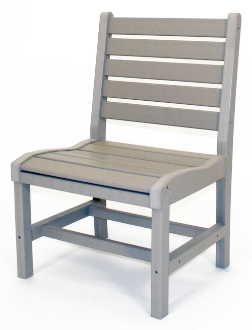 "Outdoor, Regent Dining Chair, 23""W x 36""H x 20""D"